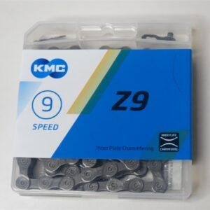 Цепь KMC Z9 на 9 скоростей