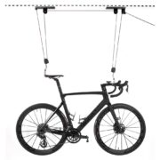 Крепление велосипеда Force LIFTY, потолочное, черная