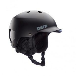 Шлем BERN Watts EPS Matte Black w/ Black Liner