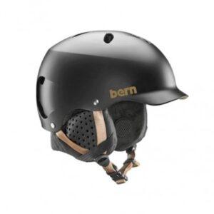 Шлем Bern Lenox EPS Satin Black w/ Black Liner