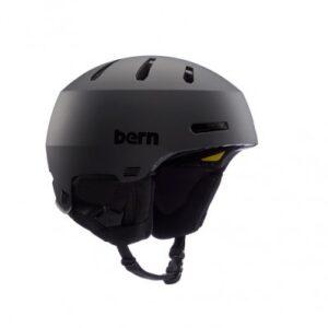 Шлем BERN Macon 2.0 MIPS Matte Black w/ Black Liner