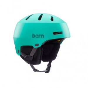 Шлем BERN Macon 2.0 MIPS Matte Mint w/ Black Liner