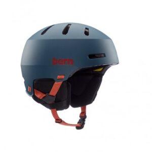 Шлем BERN Macon 2.0 MIPS Matte Navy w/ Black Liner