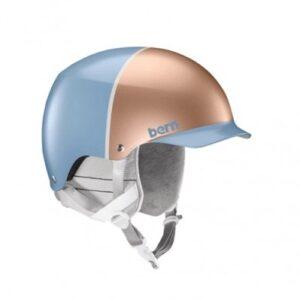 Шлем Bern Muse EPS Satin Ice Blue/Rose Gold Hatstyle Crankfit