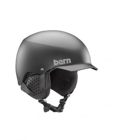 Шлем Bern Baker EPS Matte Black w/ Black Liner