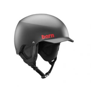 Шлем Bern TEAM BAKER Matte Black/Black Liner