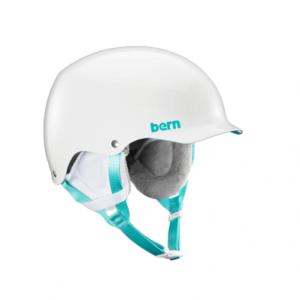 Шлем Bern TEAM MUSE Gloss White/White Liner