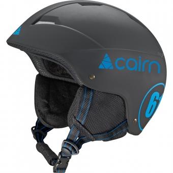 Шлем CAIRN Loc-Active MAT Black King Blue - T61