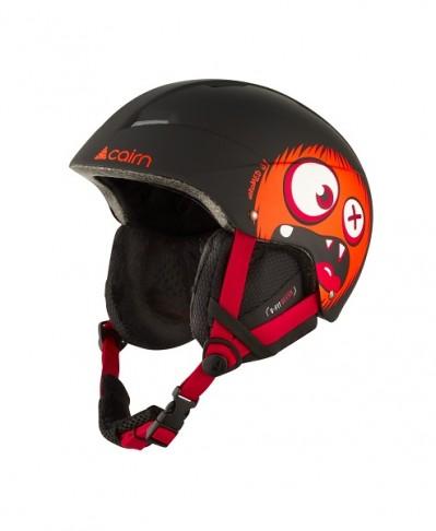 Шлем детский CAIRN ANDROMED J BLACK MONSTER